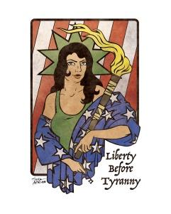 Liberty before Tyranny