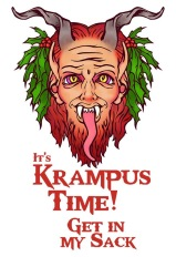 It's Krampus Time